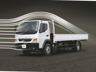 Xe tải FUSO FI 7,2 tấn – 2017