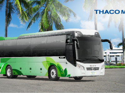THACO MOBIHOME TB120SL (36 Giường nằm + 2 ghế)
