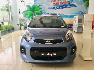 Kia Morning S 2020