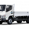 Xe tải MITSUBISHI FUSO CANTER 4.99 E4 2019 (Thùng dài 4,35m)