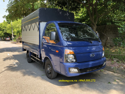 Xe tải HYUNDAI PORTER H150 1,5 Tấn ( Thùng mui bạt)