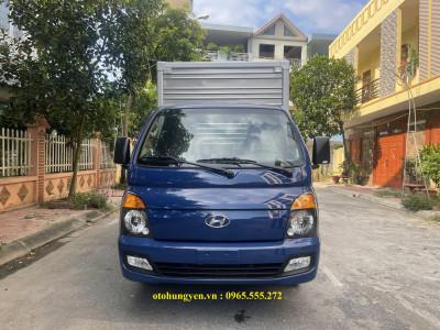HYUNDAI PORTER H150 1,5 TẤN ( THÙNG KÍN INOX)